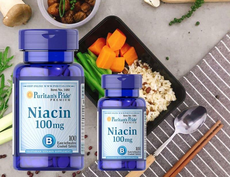 Sản phẩm viên uống Niacin đang được thị trường ưa chuộng hiện nay