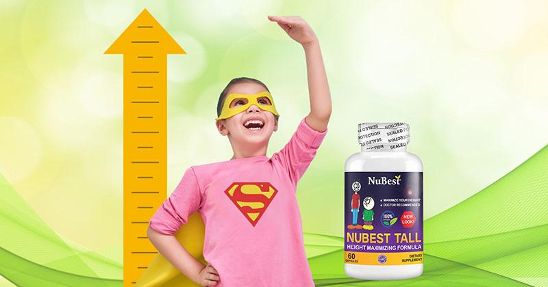 Sản phẩm thích hợp với trẻ em đang trong quá trình phát triển