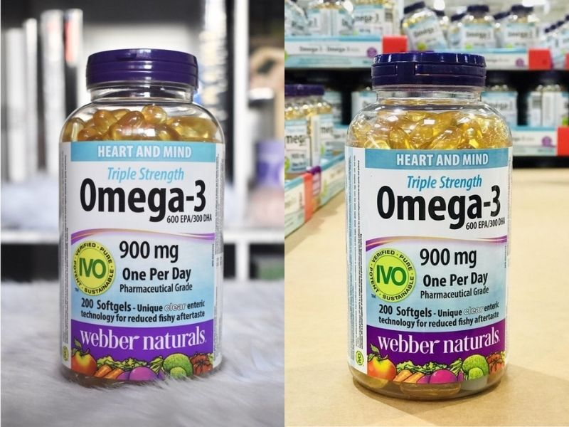 Sản phẩm giúp nâng cao sức khỏe tổng thể cho người dùng