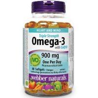 Viên uống Omega 3 Webber Naturals