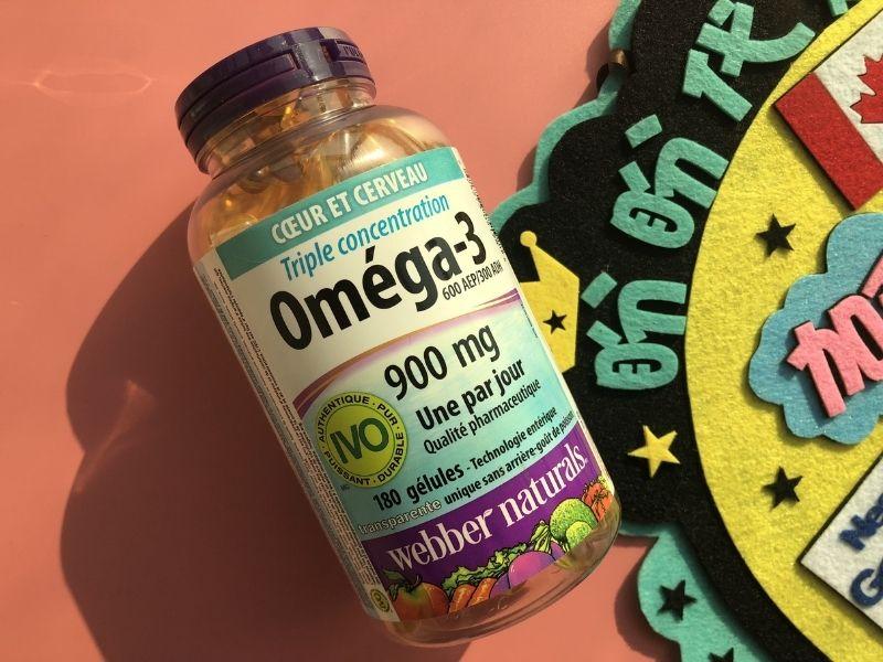Người từ 16 tuổi trở lên được dùng viên uống Omega 3 Webber Naturals