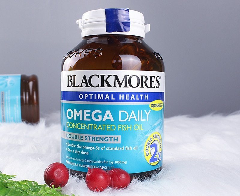 Omega 3 có trong sản phẩm sẽ giúp da đẹp hơn