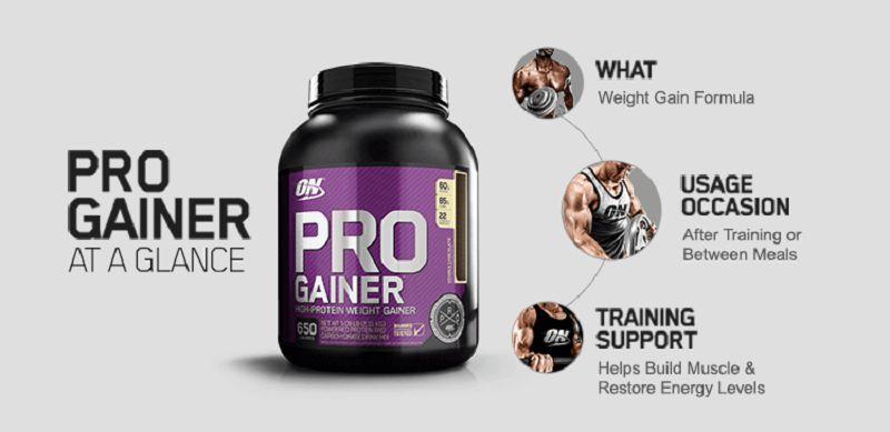 Dòng sản phẩm này hỗ trợ tăng cân, tăng cơ nạc, không gây tích mỡ
