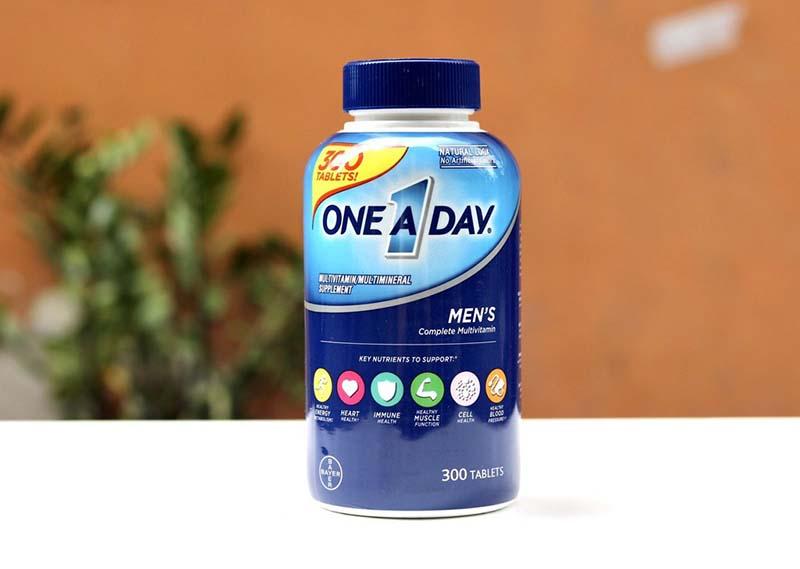 Bao bì viên uống One a day Men's Multivitamin