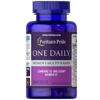 One Daily Women's Multivitamin