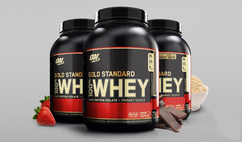 Optimum Nutrition Gold Standard có rất nhiều hương vị khác nhau để lựa chọn