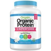 orgain organic protein & superfoods