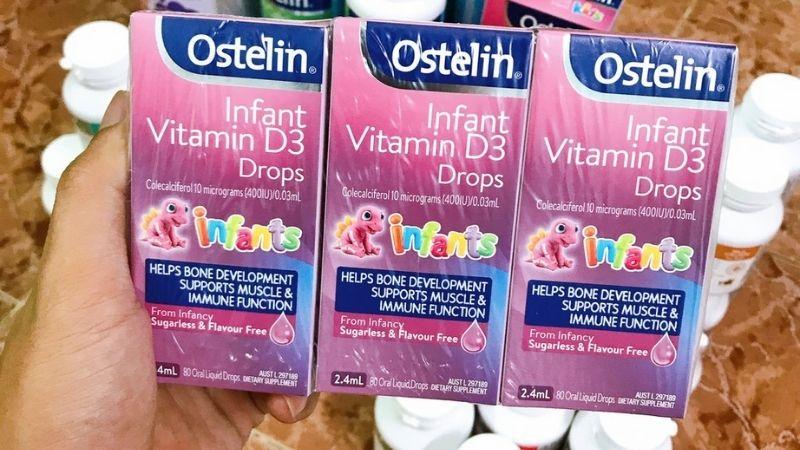 Sản phẩm đáp ứng tốt các nhu cầu chăm sóc sức khỏe cho trẻ nhỏ