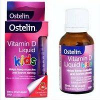 Ostelin Vitamin D Liquid Kid