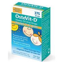 Vitamin D dạng lỏng Ostevit-D Vitamin D3 Oral Drop 15ml