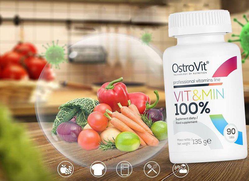 Sản phẩm Ostrovit Vitamin nhận được nhiều sự quan tâm từ người dùng Việt