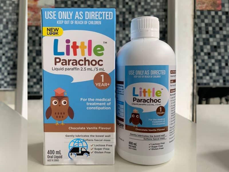 Sử dụng Parachoc đúng cách để mang lại hiệu quả tốt nhất