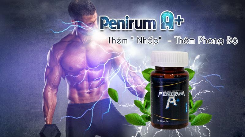 Viên uống Penirum sở hữu nhiều ưu điểm hấp dẫn