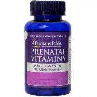 Viên uống Prenatal Vitamins Puritan's Pride