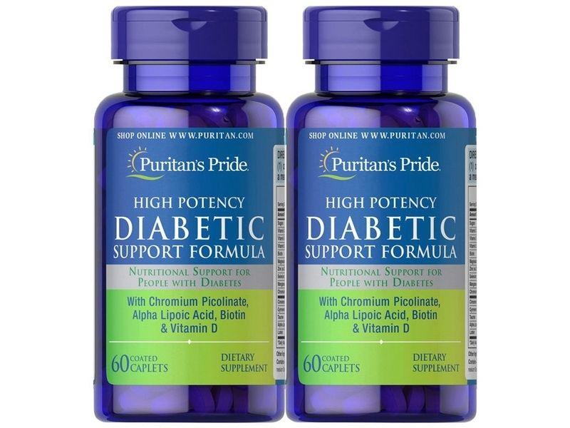 Người bị tiểu đường không nên bỏ qua viên uống bổ sung này