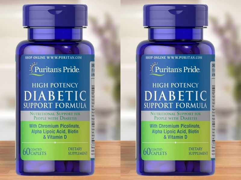 Phụ nữ mang thai không được tùy ý uống Pride Diabetic Support Formula