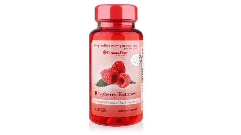 Viên uống Raspberry Ketones