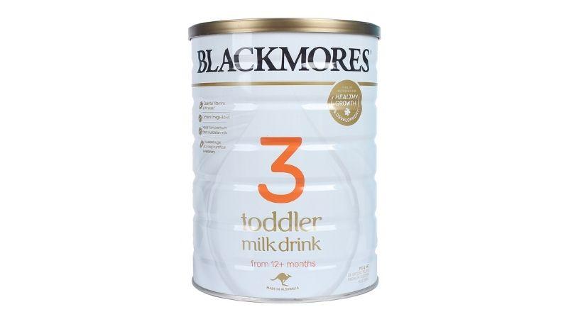 Sữa Blackmores số 3 cho bé trên 12 tháng tuổi