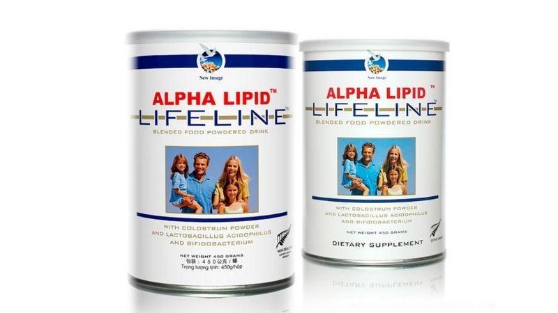 Những điểm nổi bật của sữa non Alpha Lipid Lifeline