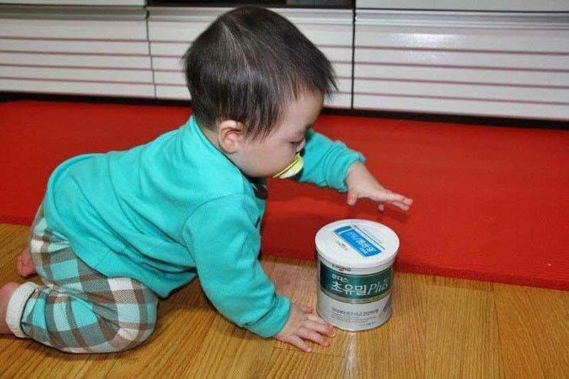 Sử dụng sản phẩm đúng sẽ mang lại hiệu quả cao cho sức khỏe của bé