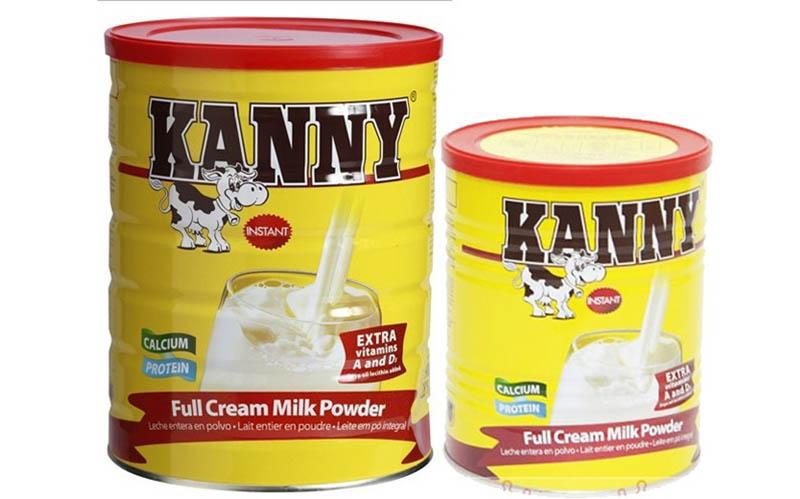Kanny là sữa bột hòa tan dùng cho người lớn và trẻ từ 4 tuổi trở lên