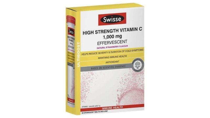Swisse Ultiboost High Strength Vitamin C
