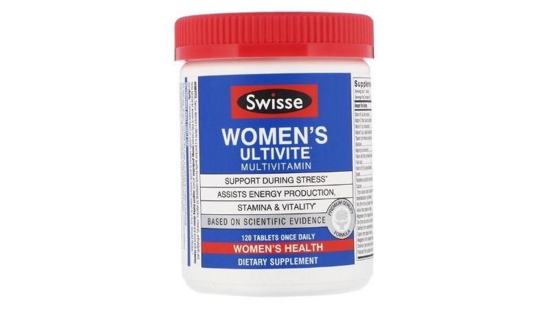 Viên uống Swisse Women's Ultivite Multivitamin