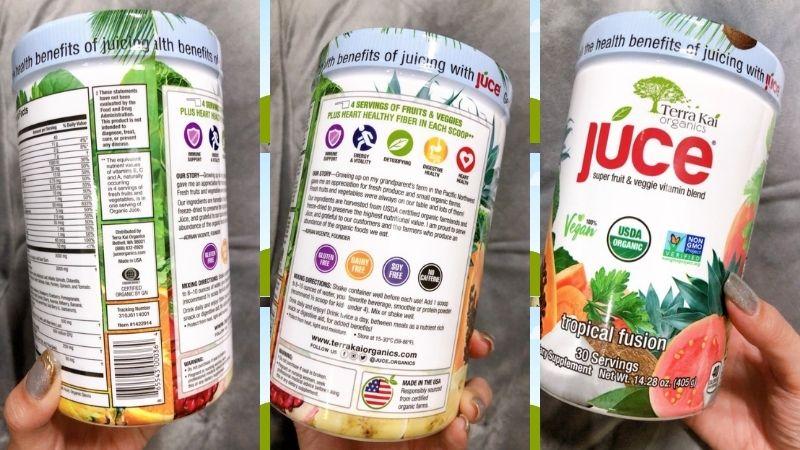 Sử dụng bột trái cây và rau củ đúng cách để vừa ngon miệng vừa tốt cho cơ thể