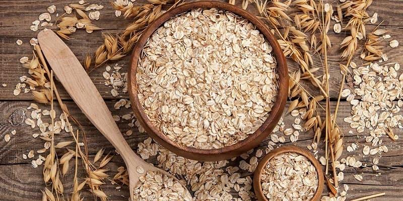 Yến mạch là thực phẩm chứa vitamin D dồi dào