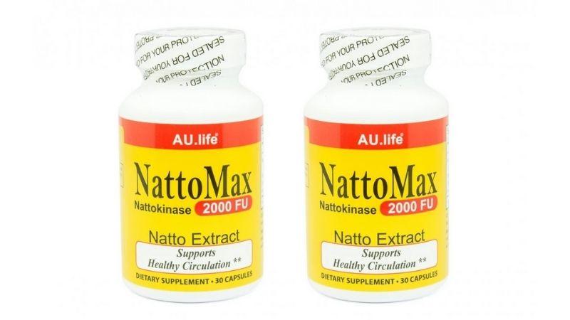 NattoMax - Sự lựa chọn tốt cho người bị cao huyết áp