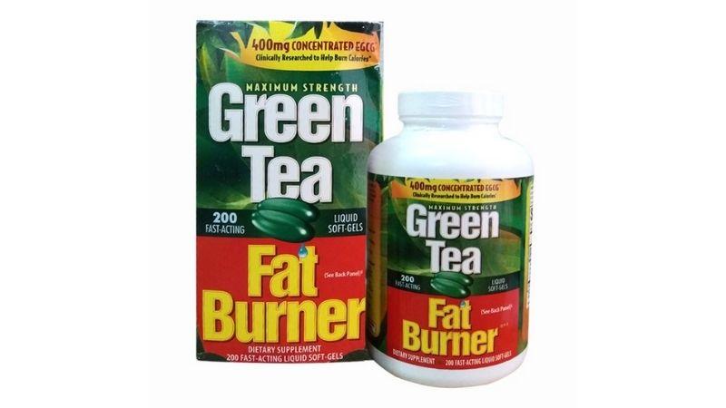 Thực phẩm chức năng của Mỹ Green Tea Fat Burner