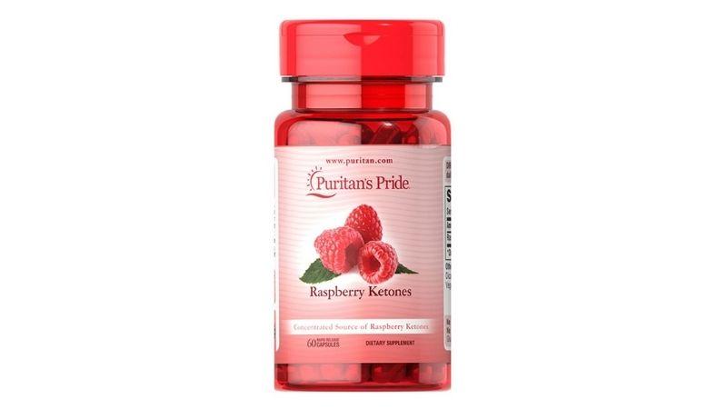 Sản phẩm Puritan's Pride Raspberry Ketones 100mg được nhiều người sử dụng