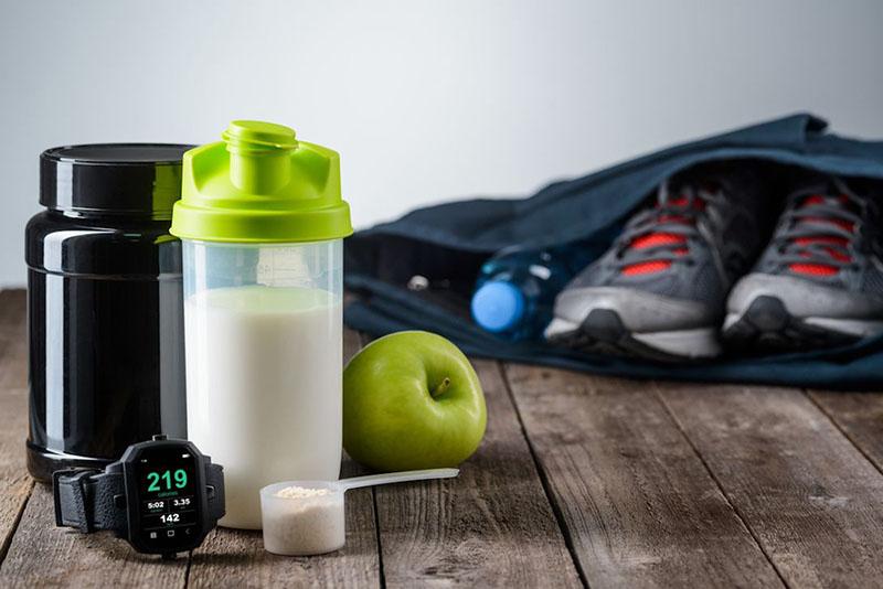 Công dụng của thực phẩm chức năng tập gym