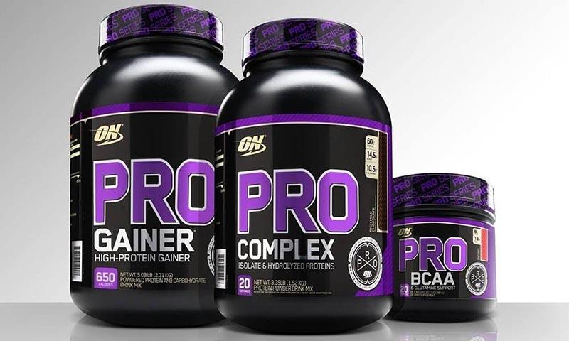 On Pro Gainer là sữa tăng cân tăng cơ nạc
