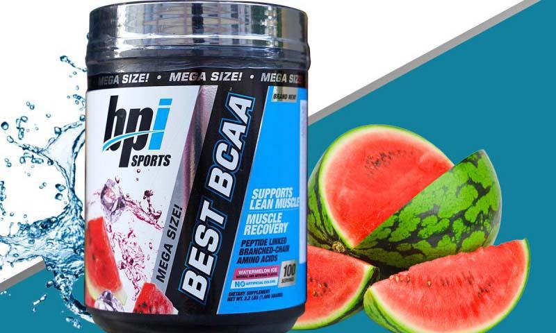 Best BCAA đến từ thương hiệu BPI Sports hàng đầu nước Mỹ