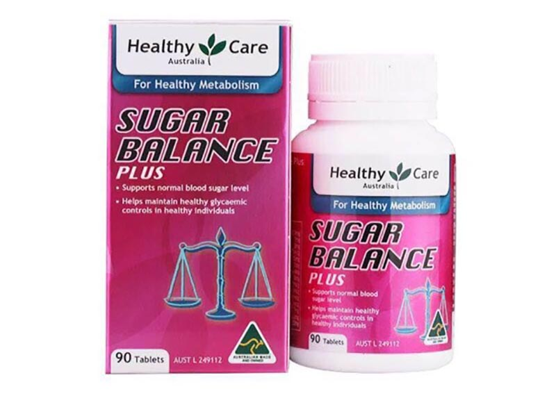 Healthy Care Sugar Balance Plus