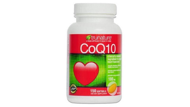 Co Q10 100mg chăm sóc tốt cho sức khỏe người dùng