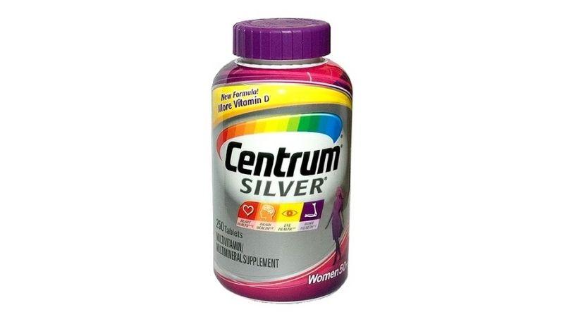 Viên uống Centrum Silver Ultra Women's 50+