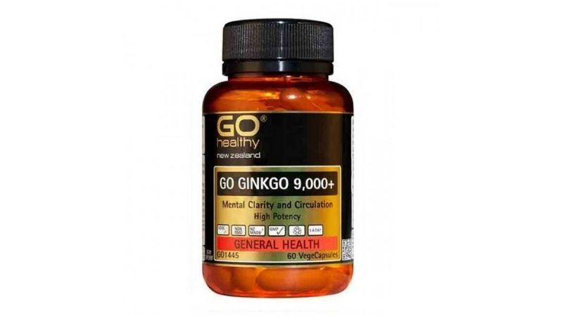 Go Ginkgo 9000 - Thực phẩm chức năng tốt cho người trung niên