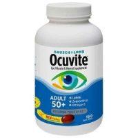 Viên uống bổ mắt Ocuvite 150 viên của Mỹ hỗ trợ điều trị các bệnh về mắt