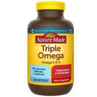 Triple Omega 3-6-9 Nature Made