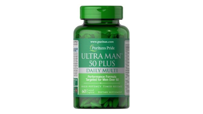 Ultra Vita Man™ 50 Plus