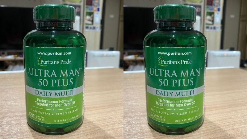 Những đối tượng sử dụng Ultra Vita Man
