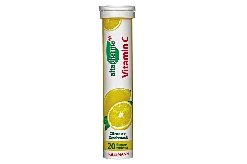 Viên sủi bổ sung Altapharma Vitamin C