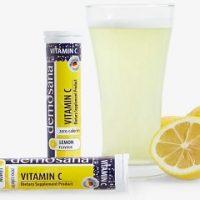 Các loại viên sủi bổ sung vitamin C cho cơ thể