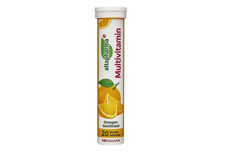 Multivitamin Altapharma là sản phẩm của Đức