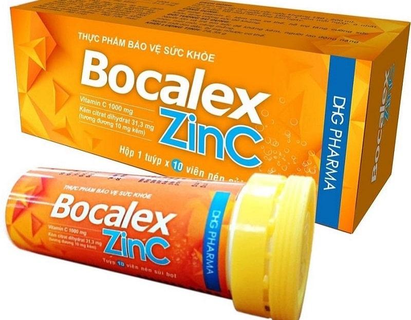 Bocalex Multi - viên sủi bổ sung vitamin
