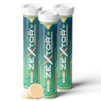 Viên sủi Zextor tăng cường sinh lý nam tuýp 20 viên