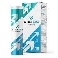 Viên sủi Xtrazex tăng cường sinh lý nam hộp 10 viên