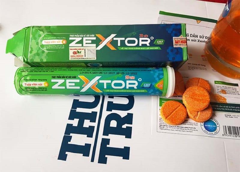 Thực phẩm chức năng Zextor nổi lên như một sản phẩm hỗ trợ tăng cường sinh lý nam hiệu quả